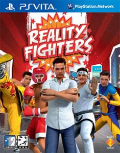 Reality Fighters (UPDATE+DLC) (Mai/VPK) [PSVita] [USA] [Mega]