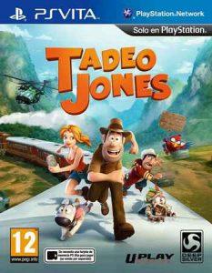 Tadeo Jones [PSVita] [VPK] [EUR] [Mega]