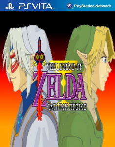 Zelda Oni Link Begins [PSVita] [VPK] [Mega]