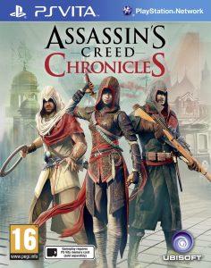 Assassins Creed Chronicles (Update) (Mai/VPK) [PSVita][EUR-USA][Mega]