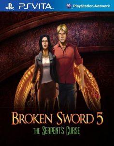 Broken Sword 5 the Serpents Curse [PSVita] [VPK] [EUR] [Mega]