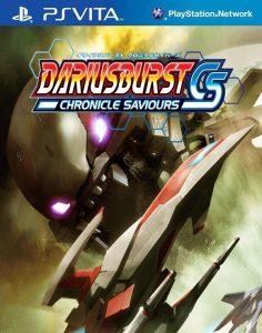 Dariusburst Chronicle Saviours + Update [PSVita] [Mai] [USA] [Mega]