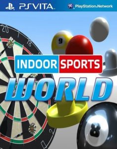 Indoor Sports World + Update [PSVita] [Mai] [USA] [Mega]