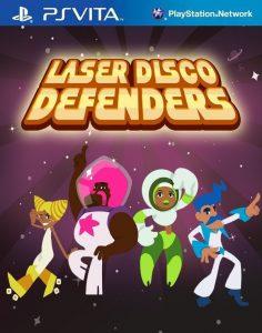 Laser Disco Defenders [PSVita] [Mai] [USA] [Mega]