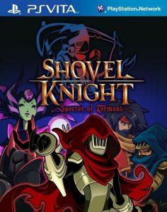 Shovel Knight + Update [PSVita] [USA] [Mai] [Mega]