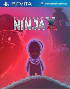 10 Second Ninja X (UPDATE) (NoNpDrm) [PSVita] [EUR] [MF-MG-GD]