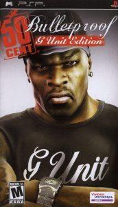 50 Cent Bulletproof (CSO) [PSP]