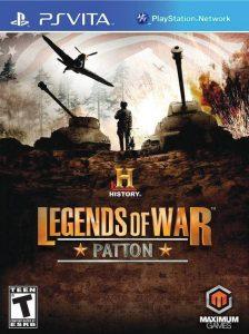 History Legends of War Patton [PSVita] [VPK/Mai] [USA] [Mega]