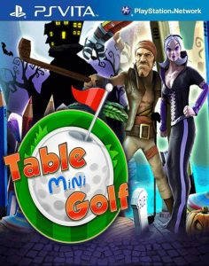 Table Mini Golf (Update+DLC) [PSVita][USA][Mai][Mega]