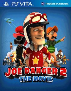 Joe Danger 2 The Movie (Mai) [PSVita][USA][Mega]
