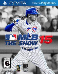 MLB 15 THE SHOW (Update 1.01) (Mai) [PSVita] [USA] [Mega]