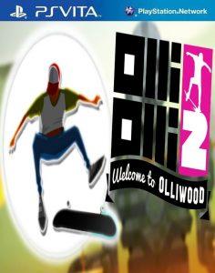 OlliOlli2 Welcome to Olliwood (Update 1.01) [PSVita] [Mai] [USA] [Mega]