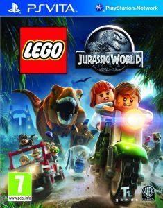 LEGO Jurassic World [PSVita] [VPK] [EUR] [Mega]