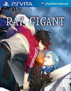 Ray Gigant [PSVita] [Mai] [USA] [Mega]