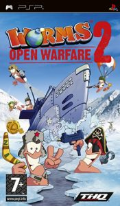 Worms Open Warfare 2 (ISO) [PSP]