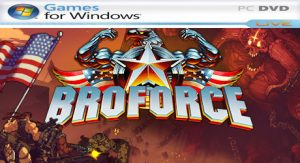 Broforce – Co-op Local [PC] Update 7 de junio, 2017