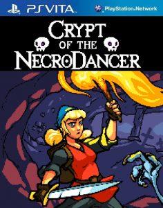 Crypt of the NecroDancer (VPK/Mai) [PSVita] [USA] [Mega]