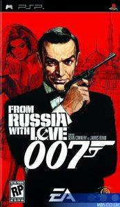 007 Desde Rusia Con Amor (CSO) [PSP]