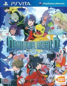 Digimon World Next Order (UPDATE+DLC) (Mai) (ASIA ENGLISH) [PSVita] [MF-MG-GD]