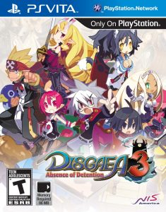 Disgaea 3 Absence of Detention (UPDATE) (VPK/Mai) [PSVita][EUR][Mega]