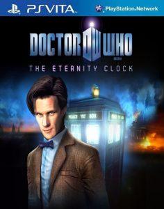 Doctor Who The Eternity Clock [PSVita][VPK][EUR][Mega]
