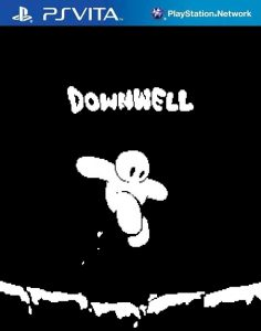 Downwell (UPDATE 1.01) (EUR/USA) (Mai/VPK) [PSVita] [MF-MG-GD]