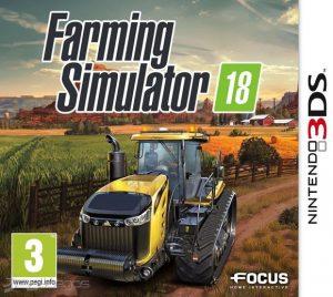 Farming Simulator 18 3DS [CIA] [EUR] [Mega]