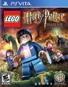 LEGO Harry Potter Years 5-7 [PSVita] [VPK] [USA] [Mega]