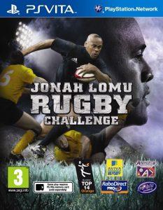 Jonah Lomu Rugby Challenge [PSVita] [VPK] [EUR] [Mega]