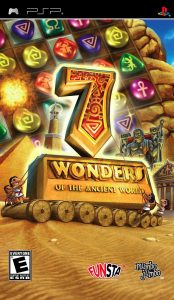 7 Wonders Of The Ancient World (CSO) [PSP]