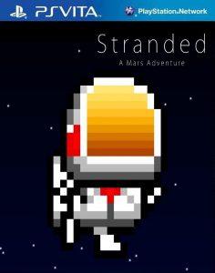 Stranded A Mars Adventure (Update 1.03) [PSVita] [Mai] [EUR] [Mega]