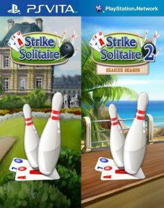 Strike Solitaire 1 y 2 [PSVita] [VPK] [USA] [Mega]