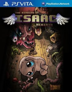 The Binding of Isaac Rebirth (UPDATE 1.05) (USA/EUR) [PSVita] [Mai] [Mega]