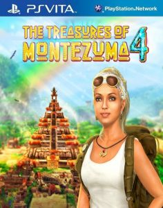 The Treasures of Montezuma 4 [PSVita] [VPK] [EUR] [Mega]