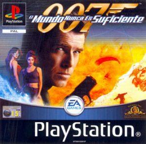 007 El El Mundo Nunca Es Suficiente (EBOOT) [PSX-PSP] [Español] [MF-MG-GD]