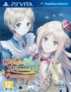 Atelier Meruru Plus: The Apprentice of Arland (DLC) (Mai/VPK) [PSVita] [USA] [MF-MG-GD]