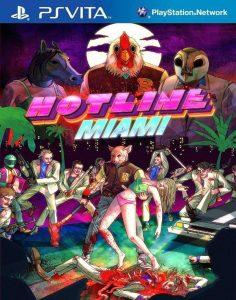 Hotline Miami (UPDATE) (USA/EUR) [Mai/VPK] [PSVita] [MF-MG-GD]