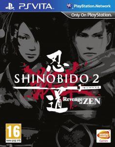 Shinobido 2 Revenge of Zen (UPDATE 1.02+DLC) (Mai) [PSVita] [USA] [Mega]