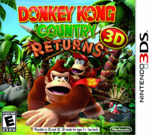 Donkey Kong Country Returns 3D (3DS) (RegionFree) (EUR) [CIA] [MF-MG-GD]