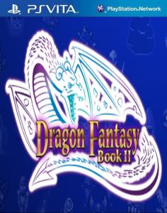 Dragon Fantasy Book II [PSVita] [VPK] [USA] [MF-MG-GD]