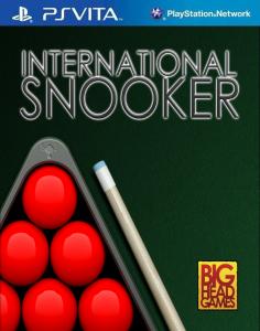 International Snooker [PSVita] [Mai] [EUR] [Mega]