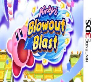 Kirby's Blowout Blast 3DS (Region Free) (USA) [CIA] [Mega]