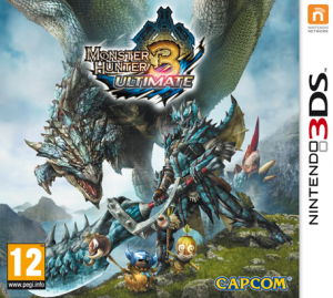 Monster Hunter 3 Ultimate (CIA) (3DS) (USA) [MF-MG-GD]