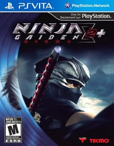 Ninja Gaiden Sigma 2 Plus (DLC) (Mai/VPK) (EUR/USA) [PSVita] [MF-MG-GD]