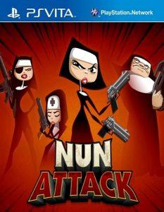Nun Attack [PSVita] [VPK] [EUR] [MF-MG-GD]