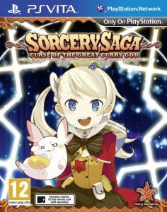 Sorcery Saga: The Curse of the Great Curry God (USA/EUR) [PSVita] [Mai] [MF-MG-GD]
