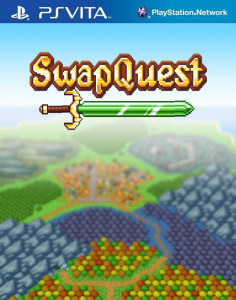 SwapQuest (EUR/USA) (VPK/Mai) [PSVita] [MF-MG-GD]