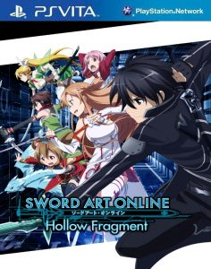 Sword Art Online: Hollow Fragment (UPDATE 1.02+DLC) [PSVita] [Mai] [EUR] [MF-MG-GD]