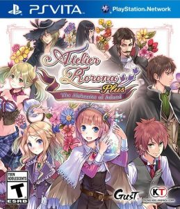 Atelier Rorona Plus: The Alchemist of Arland (DLC) (NoNpDrm) [PSVita] [USA] [MF-MG-GD]