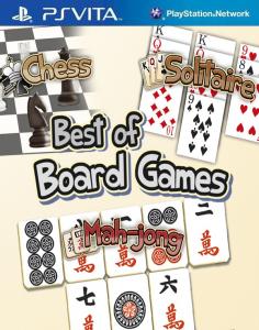 Best of Board Games [PSVita] [VPK] [USA] [MF-MG-GD]